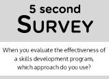 5 second Survey